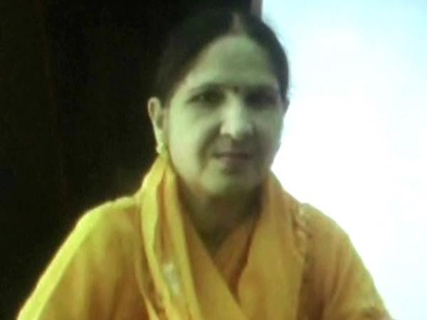 bjp woman leader poisoned by killing husband