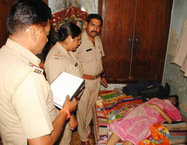 meerut jeth murdered after woman misdeed found dead in nude state