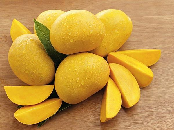 foreigners like indian mangoes