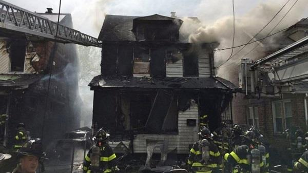 five dead in new york city house fire