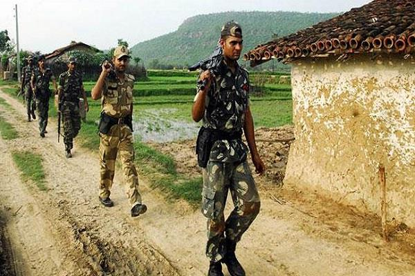 chhattisgarh symptoms of fatigue in crpf jaws for long term deployment