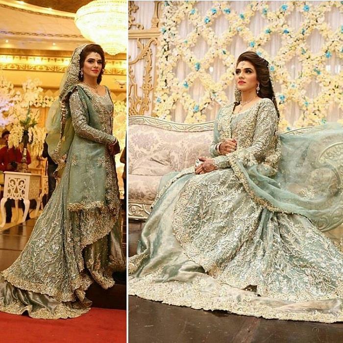 Pakistani Brides! यहां से चुनें अपनी शादी का लंहगा