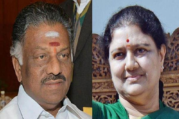 ec extended the ban on the election symbol of aiadmk
