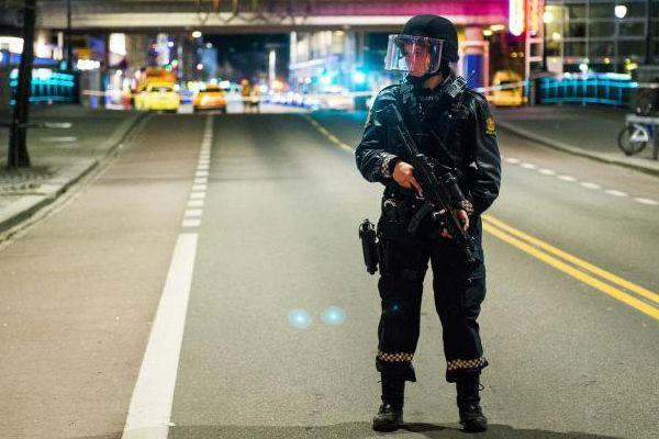 bomb like device found in oslo