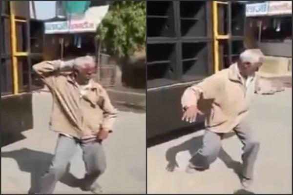 shah rukh and hrithik will forget to watch this elderly dance