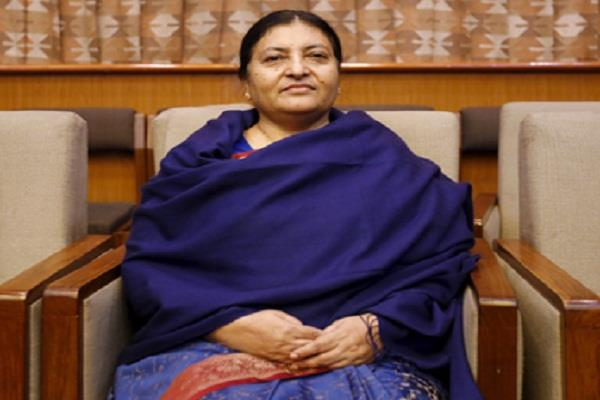 nepal  s president will organize   kasturi   for jagannath temple