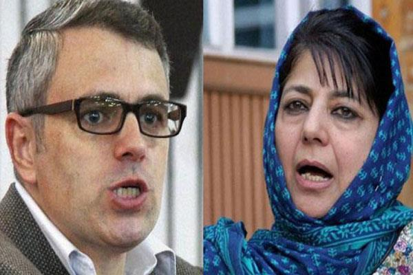 omar questioned mehbooba  s govt