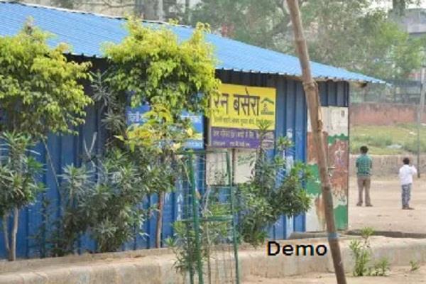 ran basare  s demolition in south delhi