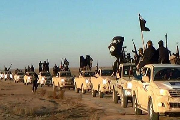 over 50 deaths in isis attack in central syria