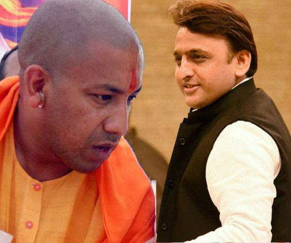 saharanpur violence  yogi relied on the people of the government  akhilesh