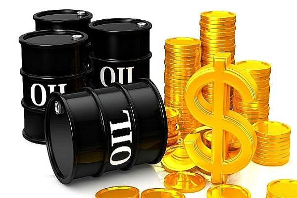 bounce in crude oil  even in gold
