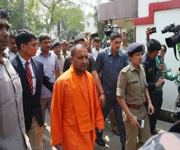 yogi visit kanpur today will discuss issues related to farmers