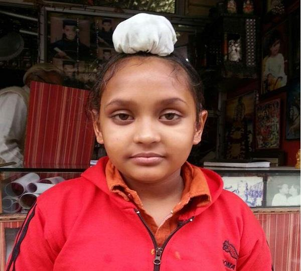 12 year old boy cancer patient