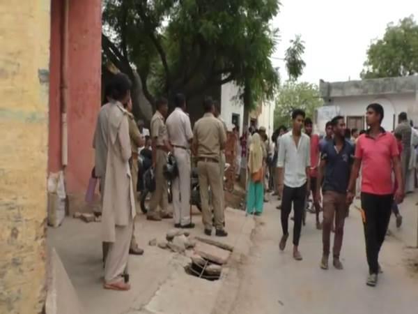 severe communal tension in hapur