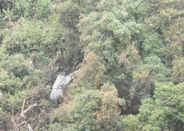 iafs sukhoi 30 jet crash black box recovered in arunachal