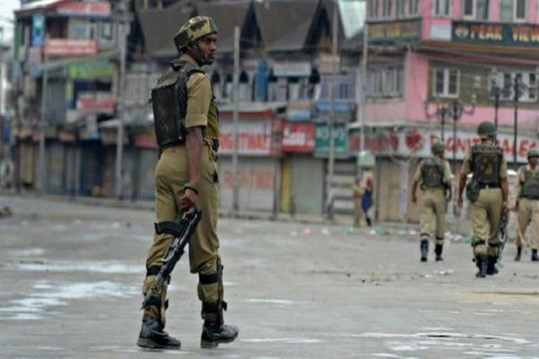 caso back in kashmir after 15 years