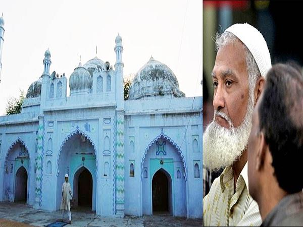 amroha after ban on praying in mosque stress muslims forced to flee