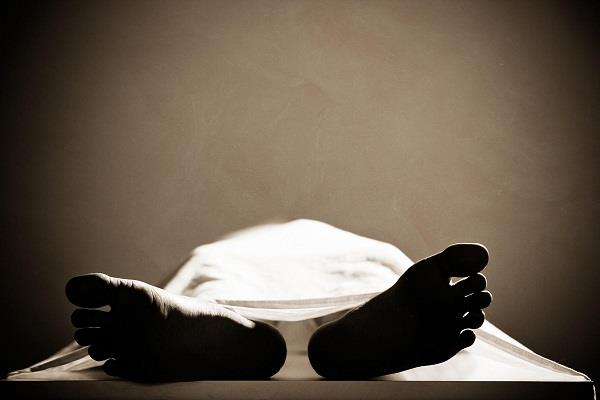 a body has been found with bullet injuries in gadoora village of pulwama
