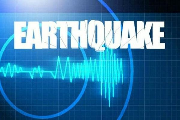once again himachal with a shock of earthquake