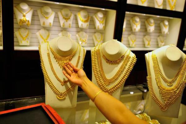 gold  demand rose 15  to 123 5 tons