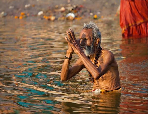 ganga at haridwar unfit even to bathe reveals rti query