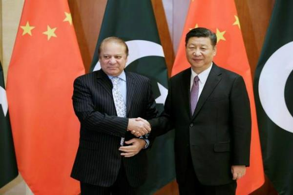 pakistan signs nearly 500 million in china deals at silk road summit