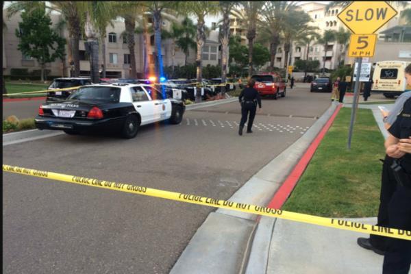 multiple victims shot at university city apartment complex