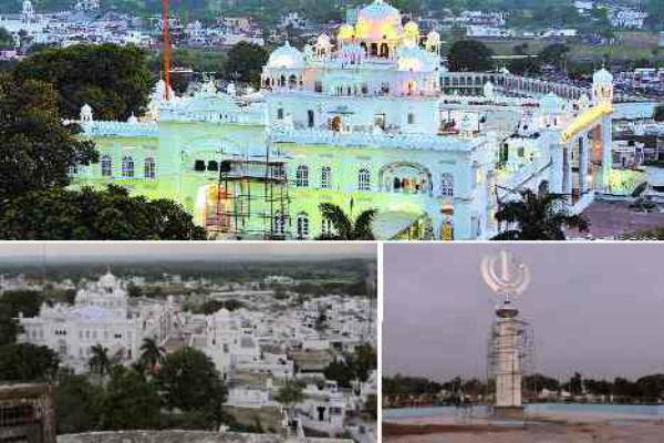 shri anandpur sahib city of the guru