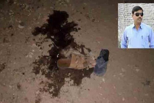 kanpur youth shot and killed in front of police station premises