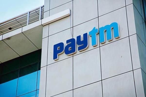paytm raises  1 4 bn funding from softbank