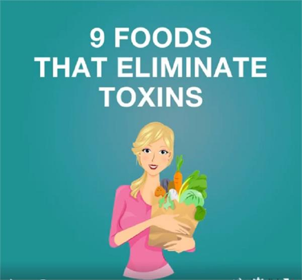 take away 9 such foods that make the toxic substances of the body away