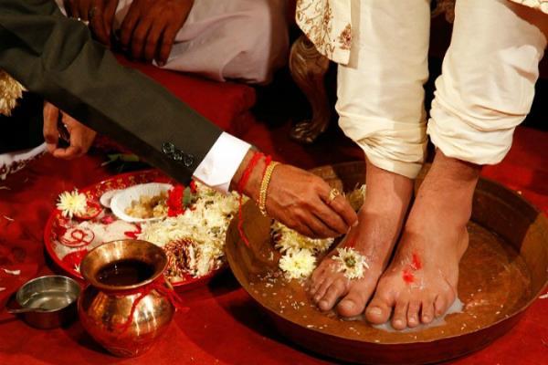benefits of washing feet