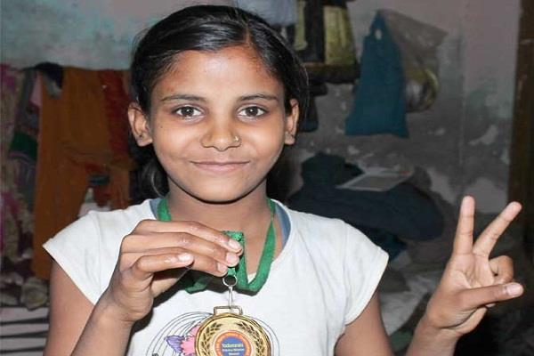 rewari girl became chess champion