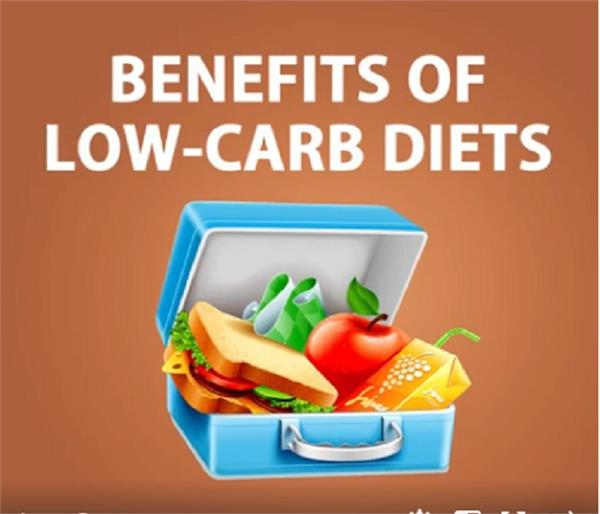many benefits come from the body of low carbohydrate food