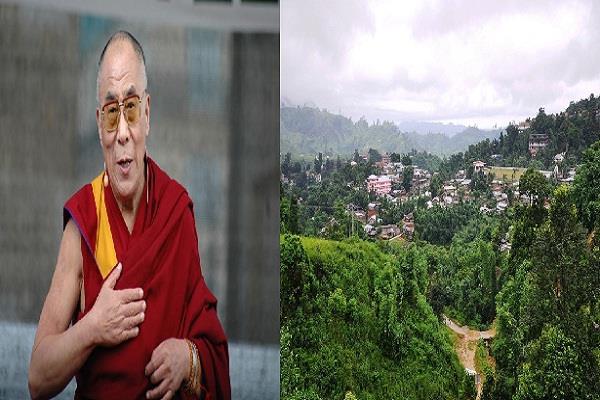 buddhist guru dalai lama visited this place