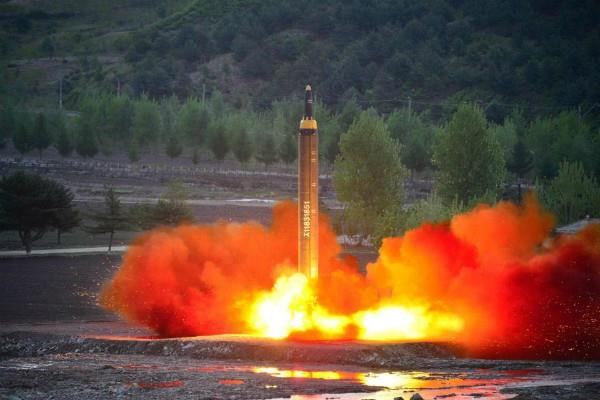 trump will have only ten minutes to react if north korean nuclear missile hits