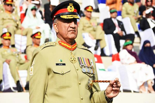 pak army chief bajwa authorised attack on bsf indian jawan