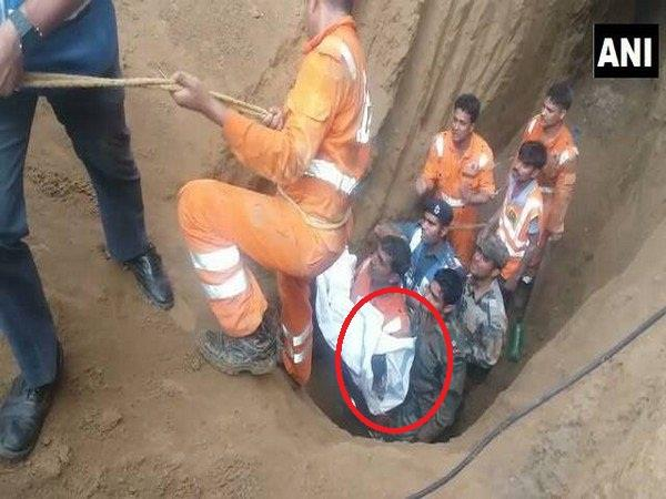 five year old dies after being rescued from borewell in mp