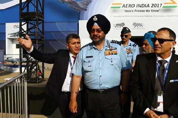 a letter written by the chief of the air staff to 12 000 officers