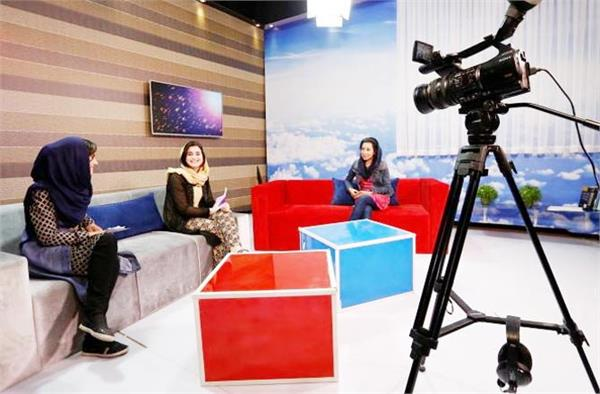 afghan first women tv channel will launch from sunday