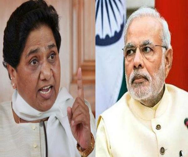 the terror atmosphere in the country today mayawati