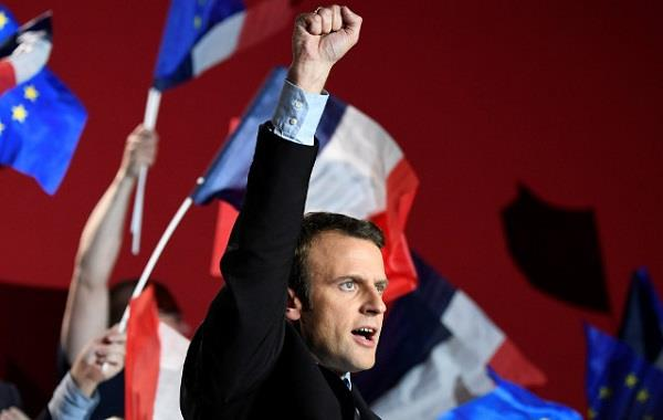 interesting facts about new french president emmanuel macron