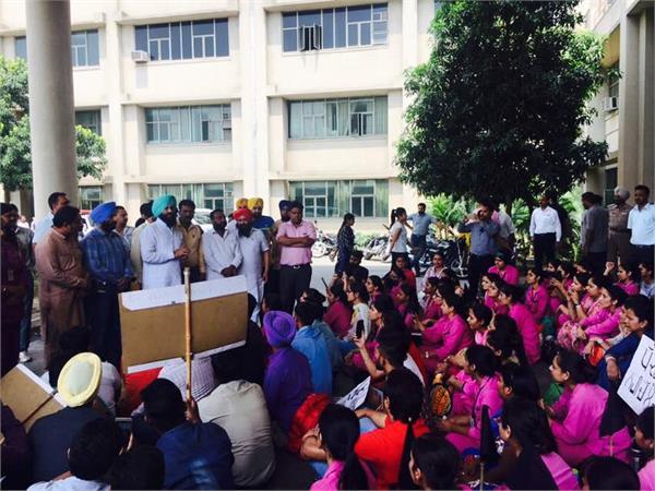 strike pims paramedical staff
