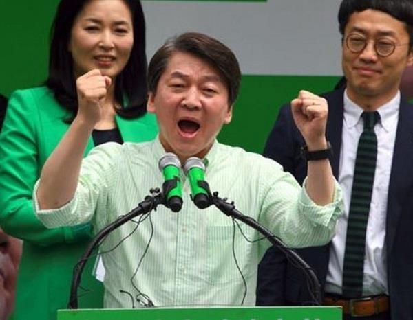president election start in south korea
