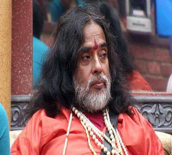 protest against om swami viral video