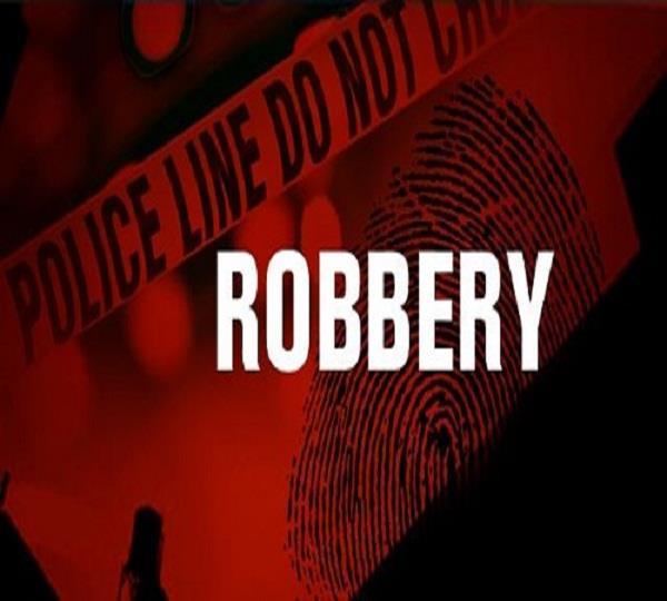 robbery in hoshiarpur