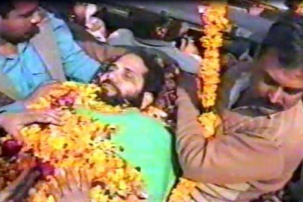brahmadatta dwivedi murder case  former mla vijay singh gets life imprisonment