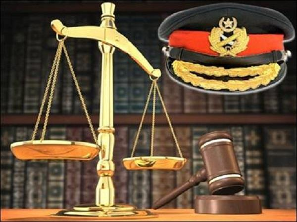 pak military courts judges have no law degree