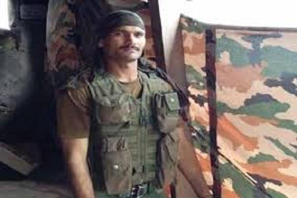 family of soldiers martyred in pakistan s firing sitting on hunger strike