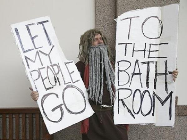transgender bathroom debate intensified in texas